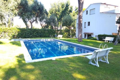 4 Bedroom Villa in Calella de Palafrugell