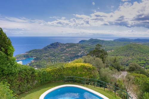 Villa with Sea Views in Aigua Gelida