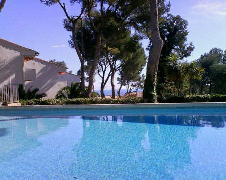 2 Bedroom Apartment in Llafranc