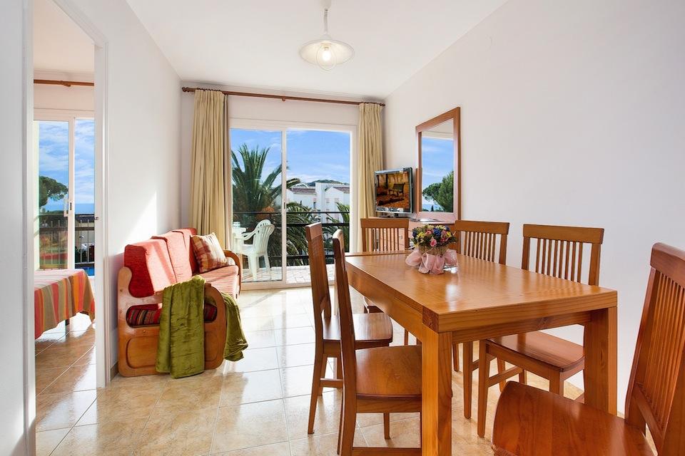 Apartments in Calella de Palafrugell