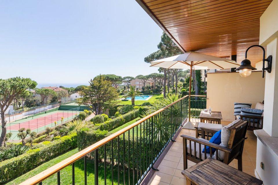 4 Bedroom Apartment in Calella de Palafrugell