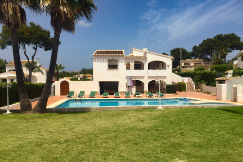 Luxury Villa in Javea