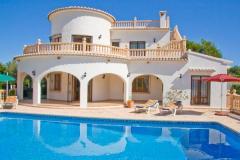 4 Bedroom Villa on Costa Blanca