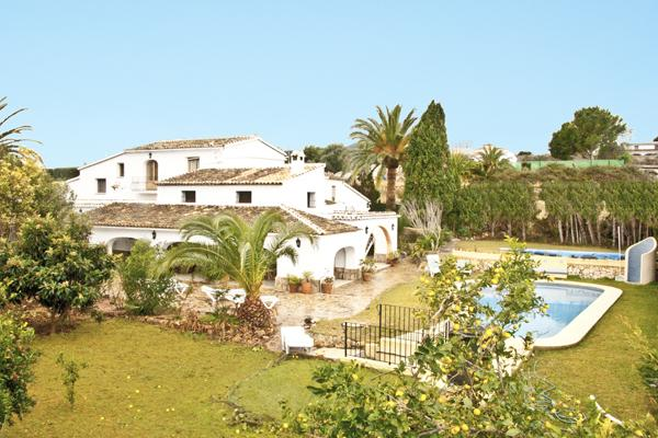 Villas in Costa Blanca