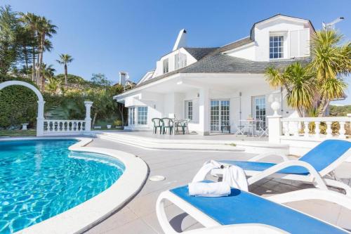5 Bedroom Villa in Blanes