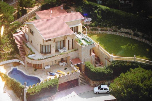 6 Bedroom Villa in Lloret de Mar