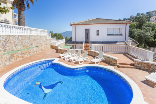 Luxury Villas on Costa Brava