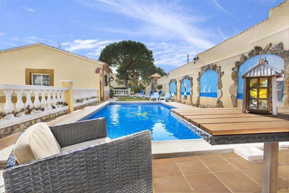 3 Bedroom Villa in Lloret de Mar